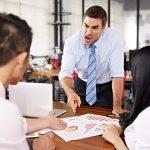disruptive workplace behaviour